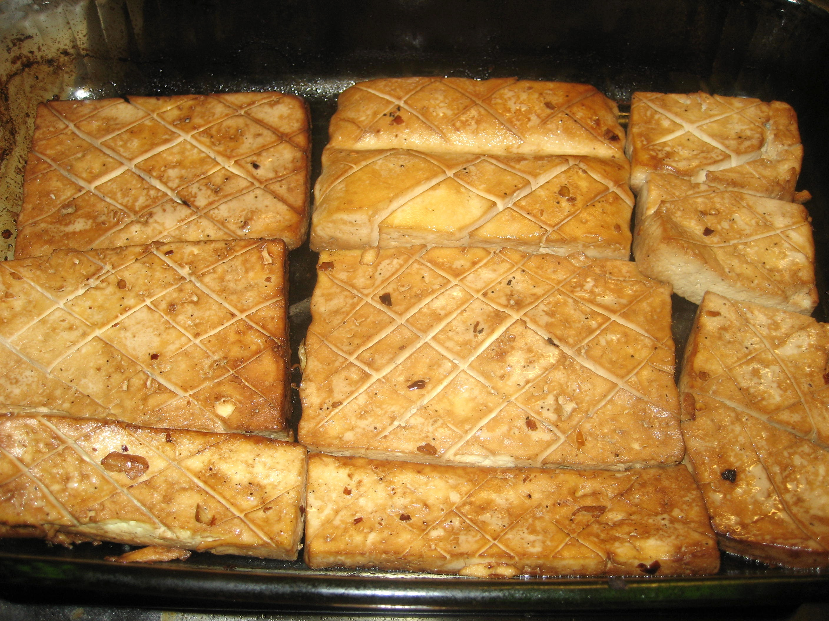 Tofu recipes baked easy