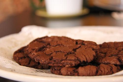 ann arbor food chocolate chip cookies at Bona Sera