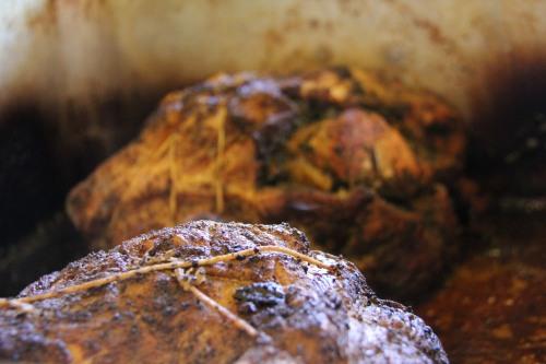 Ann Arbor Food Slow Roasted Pork At Bona Sera